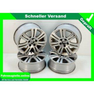 Alufelgen 4x 16 Zoll 6,5Jx16H2 ET39 Opel Astra H , 0P026K1