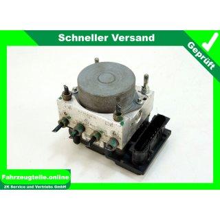 Hydraulikblock + Steuergerät Bosch Dacia Logan LS , 0265800584, 0265231851