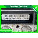 Hydraulikblock  ESP/ABS + Steuergerät Bosch Renault Megane 2 II , 8200430798