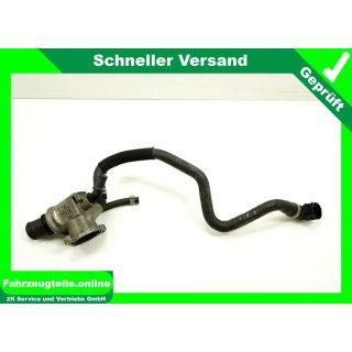 Thermostat Kühlwasserstutzen Opel Vectra C 1.9 CDTI 110kW, 55187784