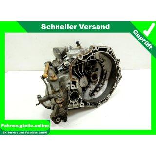 Schaltgetriebe 5-Gang Opel Corsa D 1.0 eco 44kW, 55355489, 649354685, 90400206