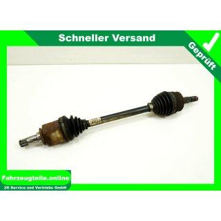 Antriebswelle links Schaltgetriebe Opel Corsa D 1.0 eco 44kW, US631400062