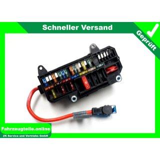 Sicherungskasten Stromverteiler BMW 7er E65 , 6900583, 6900572