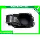 Tankdeckel Carbonschwarz Metallic 416/9 BMW 7er E65 , 7003915, 11827210