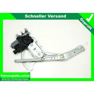 Fensterhebermotor + Gestänge vorn rechts Opel Meriva A Kombi, 93389552, 13222288