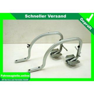 Heckklappen Scharniere 2mal Reflexsilber Metallic LA7W VW Jetta IV mk6