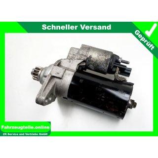 Anlasser / Starter Schaltgetriebe Bosch VW Jetta IV mk6 1.6 TDI 77 kW 02Z911024H