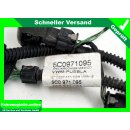 Einparkhilfe PDC Sensoren + Kabelbaum vorn Reflexsilber  LA7W VW Jetta IV mk6