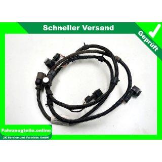 Einparkhilfe PDC Sensoren + Kabelbaum hinten Reflexsilber  LA7W VW Jetta IV mk6