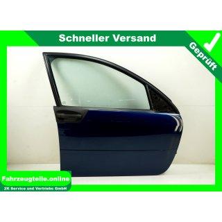 Tür vorn rechts komplett EAF Star Blue Smart Forfour W454 Fließheck 5 türer,