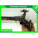 Hinterachse für Scheibenbremse Smart Forfour W454 Fließheck 5 türer,