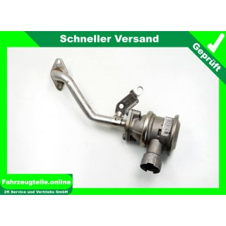 Kombiventil AGR links Pierburg Audi A6 4F C6 S6 4.2 FSI 257 kW , 79131101