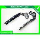 Motorhauben Scharnier 2mal Daytonagrau-Perleffekt LZ7S...