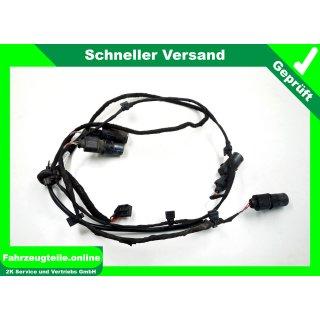 Einparkhilfe PDC Sensoren + Kabelbaum hinten Daytonagrau  Audi A6 4F C6 Kombi
