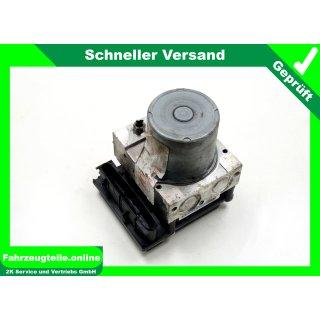 Hydraulikblock  ESP/ABS + Steuergerät Bosch Renault Megane 2 II  8200685699