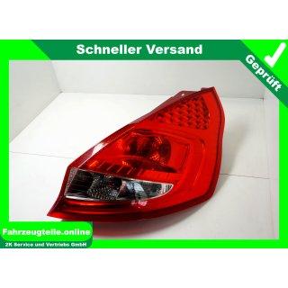 Heckleuchte rechts Ford Fiesta VI JA8 Fließheck 3Türer, 8A61-13404-A