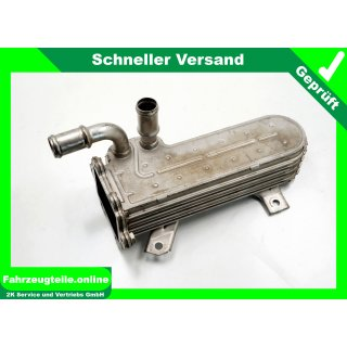 Abgaskühler Abgasrückführung Modine VW Touran 1T 1.9 TDI, 38131513