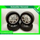 4x Kompletträder Alu Winterreifen  LK5/112 205/55R16 91V VW Touran 6mm