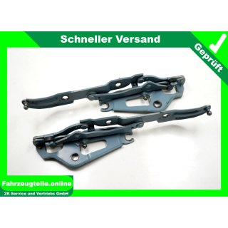 Heckklappen Scharnier 2x Arktis Metallic A34 BMW 3er E90 limo 5Türer,