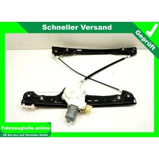 Fensterhebermotor + Gestänge vorn links BMW 3er E90 limo 5Türer, 6927027