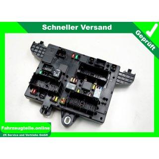 Sicherungskasten Zentralelektrik Opel Astra  J   13302301