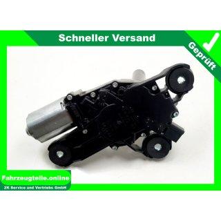 Heckscheibenwischermotor Bosch Volvo V50 MW  390201875