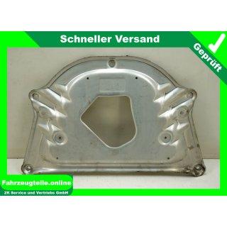 Unterbodenschutz Versteifungsplatte vorn  BMW 5er E60 Limo 6759878