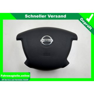 Airbag Lenkradeinsatz Nissan Primera P12  4362235