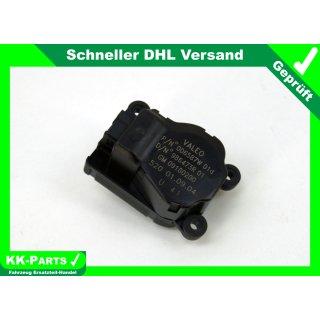 Stellmotor Heizung Lüftung Valeo 006587W 01d / 986473R 01 Opel Vectra C