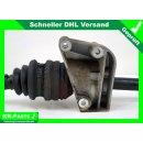Antriebswelle Gelenkwelle rechts Automatikgetriebe 644124471 Opel Vectra C