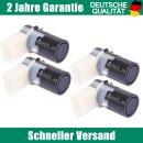 4x Park Sensor PDC Einparkhilfe für AUDI 4B0919275E...