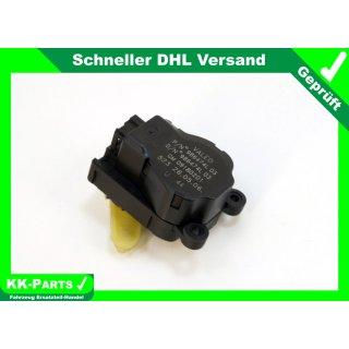 Stellmotor Heizung Lüftung Valeo, 09180201, 410474281, Opel Vectra C