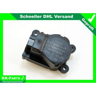Stellmotor Heizung Lüftung Valeo, 09180202, 410474281, Opel Vectra C