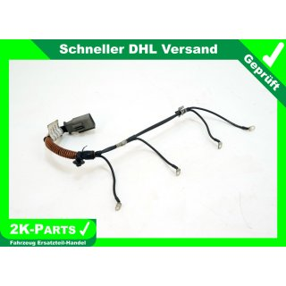 Kabel Leitung Glühkerzen, 9657375680, Citroen C4 I 2.0 Hdi