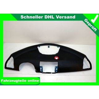 Amaturenbrett schwarz mit Beifahrerairbag, 9646339077, 9646339680, Citroen C4 I