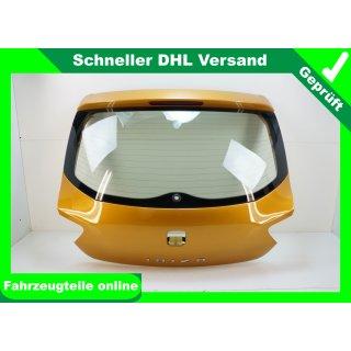 Heckklappe Kofferraumklappe Tribu Gelb Metallic LS1W Seat Ibiza 6J