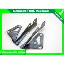 Motorhaube Scharnier Lichtsilber 4AU, 13213449LH,...